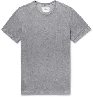 Reigning Champ Cotton-Blend Terry T-Shirt