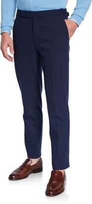 Ralph Lauren Men's RLX Gregory Flat-Front Pants, Navy