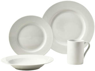 Tabletops Unlimited Tabletops Gallery Parker 16-pc. Porcelain Dinnerware Set