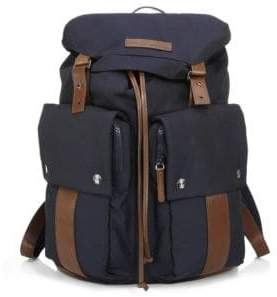 Brunello Cucinelli Strap Backpack