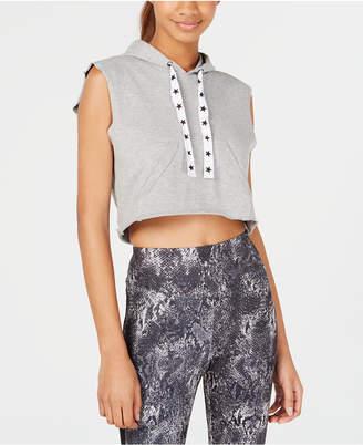 Material Girl Juniors' Sleeveless Cropped Vest