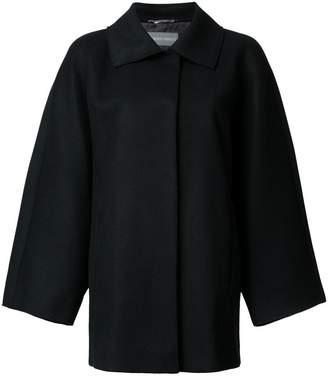 Alberta Ferretti wide sleeve coat