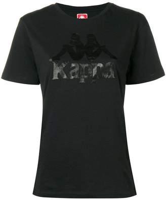 Kappa logo patch T-shirt