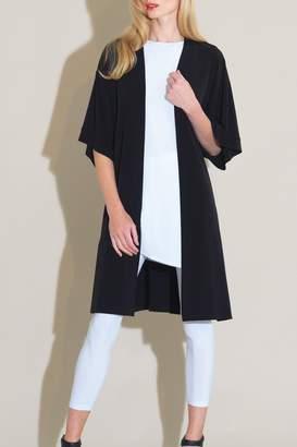 Clara Sunwoo Black Kimono Cardigan