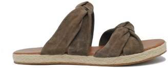 Fashionable Carranza Double Knot Sandal