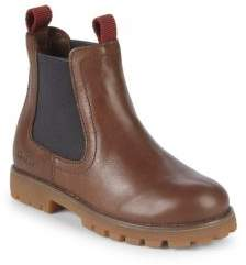 Camper Little Boy's & Boy's Compass Leather Chelsea Boots