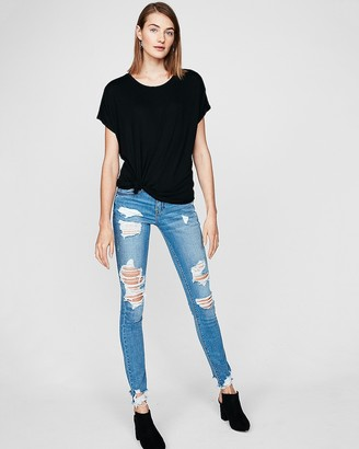 Express One Eleven Crew Neck London Tee
