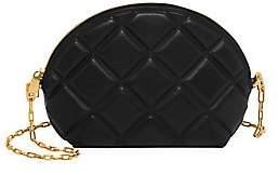 Bottega Veneta Women's Medium Mini Leather Crossbody Bag