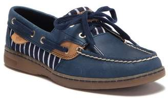 Sperry Bluefish Print Boat Shoe