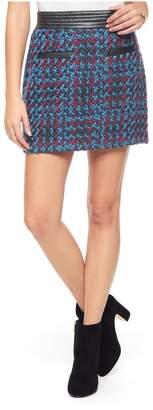 Juicy Couture Chunky Tweed Skirt