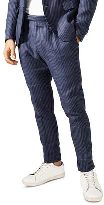 Polo Ralph Lauren Simple Stripe Classic Fit Linen Pants