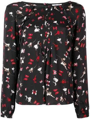 Liu Jo Dancers print blouse