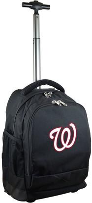 Washington Nationals Premium Wheeled Backpack