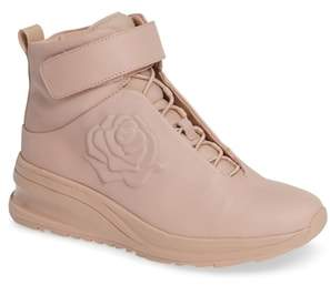 Taryn Rose Zanna High Top Sneaker