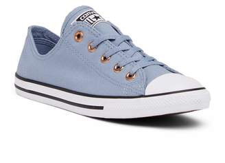 Converse Chuck Taylor All Star Dainty Canvas Oxford Sneaker (Women)