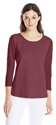 Woolrich Women's First Forks 3/4 Sleeve Shirt