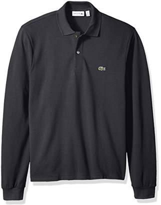 Lacoste Men's Short Sleeve Pique Classic Fit Polo Shirt
