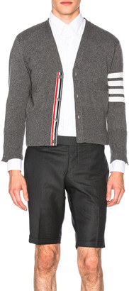 Thom Browne Classic Cashmere Cardigan $1,740 thestylecure.com