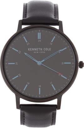 Kenneth Cole New York KC50394002 Black & Blue Watch