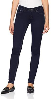 ... Only Women s Onlultimate King Reg Jeans Crya012 Noos Slim Dark Blue  Denim, (Size  6a885f5226