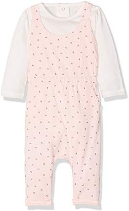 Mamas and Papas Baby Girls' 2Pc D/Ree & B/Suit Clothing Set,9-12 Months