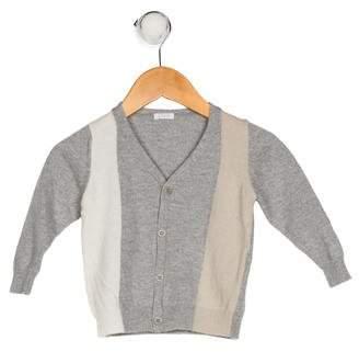 Il Gufo Boys' Wool Cardigan