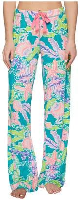 Lilly Pulitzer Knit Pajama Pants Women's Pajama