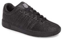 K-Swiss Classic VN Sparkle Low Top Sneaker
