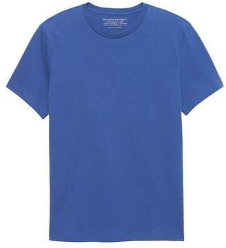 Banana Republic Authentic SUPIMA® Cotton Crew-Neck T-Shirt