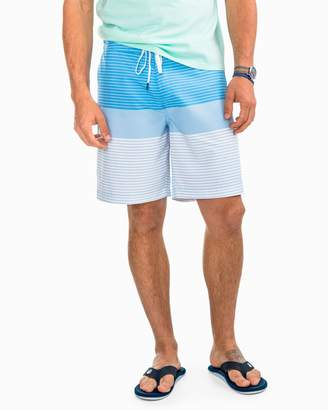 Southern Tide Varigated Stripe Water Short