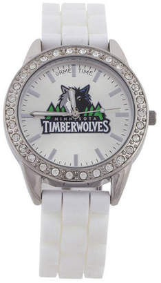 Game Time Women's Minnesota Timberwolves Frost Watch
