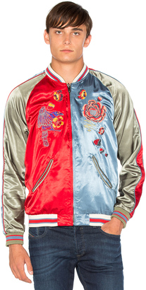 Diesel Oito Jacket $398 thestylecure.com