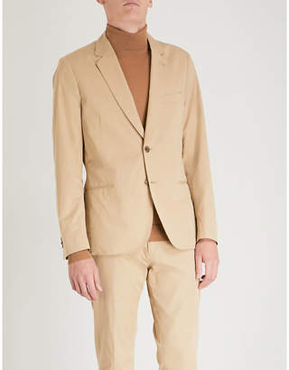 Paul Smith Cotton-blend jacket