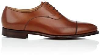 Crockett Jones Crockett & Jones Men's Mitcham Burnished Leather Balmorals