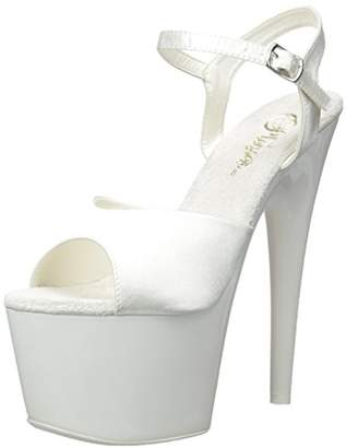 Pleaser USA ADO709UV/WSA/NW Women's Platform Dress Sandal
