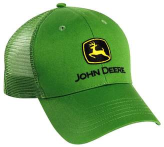 John Deere Cloth and Mesh Cap