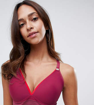 Sangria Project Me Projectme Nursing Ambition wirefree soft cup bra in