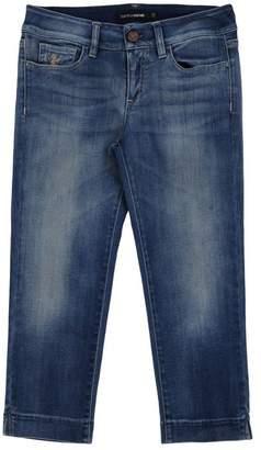 European Culture Denim trousers