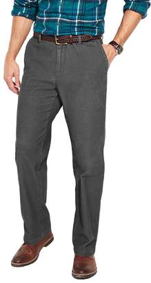 Croft & Barrow Men's Flat-Front Corduroy Pants