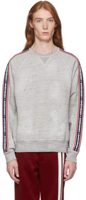 DSQUARED2 Grey Logo Sweatshirt