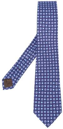 Church's printed tie