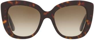d97c770fb56 Havana Cat Eye Sunglasses - ShopStyle