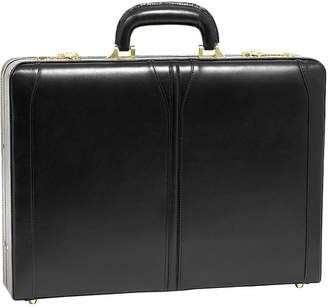 4f94a9a394fa McKlein McKleinUSA Lawson Leather 3.5 Attach Briefcase