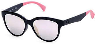 GUESS 53mm Cat-Eye Sunglasses