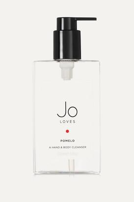 Jo Loves - Pomelo Hand & Body Cleanser, 200ml - Colorless