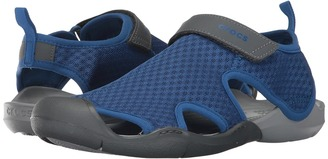 Crocs - Swiftwater Mesh Sandal Women's Sandals $50 thestylecure.com