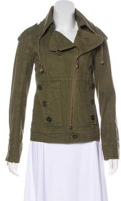 Chloé Casual Zip-Up Jacket