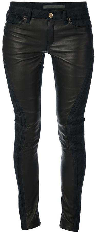 Superfine skinny trouser