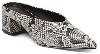 Vince Women's Ralston Leather Mules