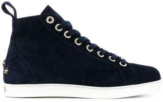 Jimmy Choo Colt hi-top sneakers